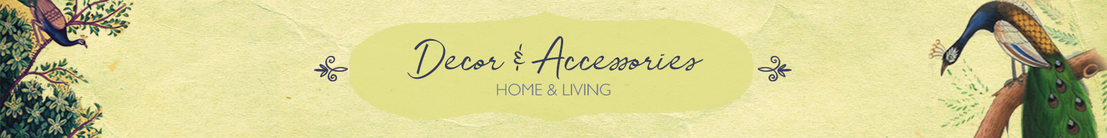 Authentic Handcrafted Decor & Accessories by The India Craft House