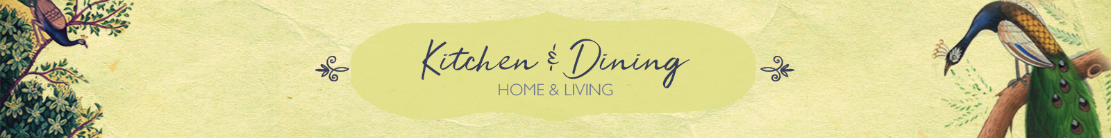 Authentic Handcrafted Kitchen & Dining Items by The India Craft House