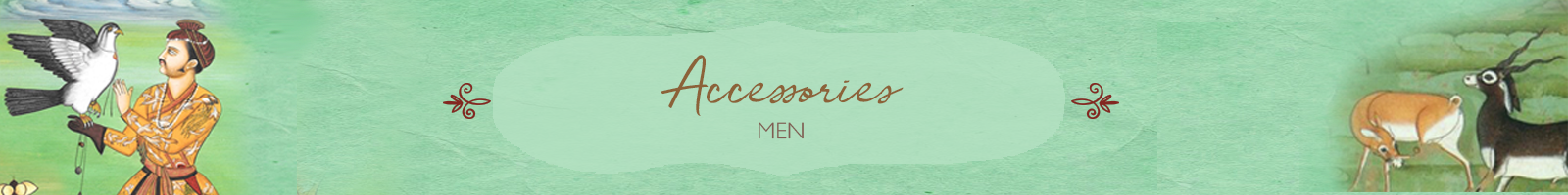 Authentic Handcrafted Accessories for Men by The India Craft House