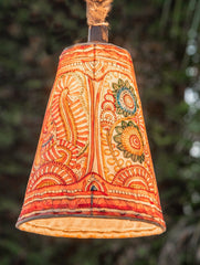 Andhra Leather Craft - Hanging Lamp Shade