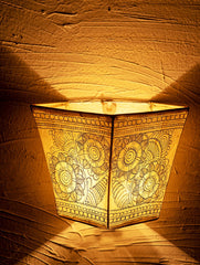 Andhra Leather Craft - Wall Lamp Shade