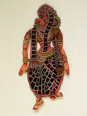 Andhra Leather Craft Puppet - Sita