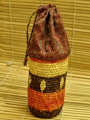 Bhadhohi Craft - Wine / Water Bottle Holder