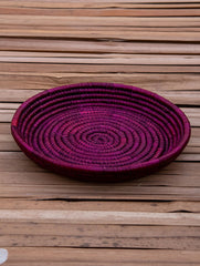 Bhadohi Basket Craft - Utility Basket, Round