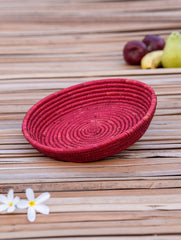 Bhadohi Basket Craft - Utility Round Basket
