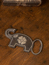 Bidri Craft Bottle Opener - Elephant