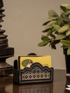 Bidri Craft Card Holder