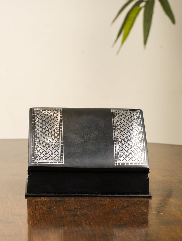 Bidri Craft Utility Box / Card Holder