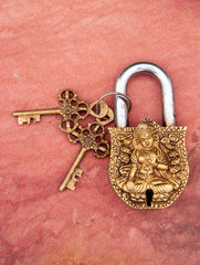 Brass Locks ☼ Divine Blessings