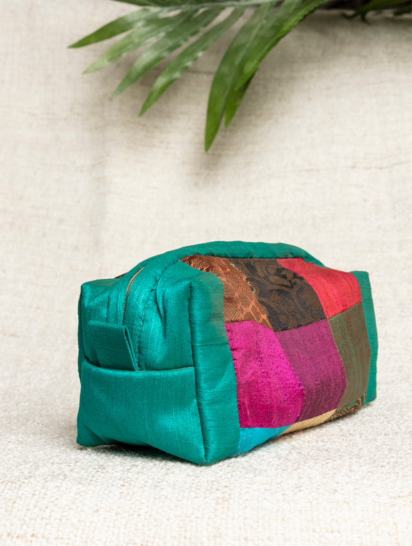 Brocade Utility Pouch - The India Craft House