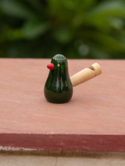 Channapatna Wooden Bird - Bird Whistle