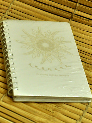 Diaries & Journals - Akshara Journal : Crafting Indian Scripts - The India Craft House 1