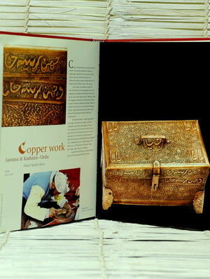 Coffee Table Book - Crafting Indian Scripts - The India Craft House