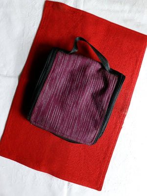 Khadi Multi - Utility Travel Case.