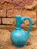 Delhi Blue Art Pottery Curio - Jug - The India Craft House