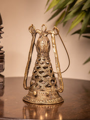 Dhokra Craft - Exquisite Lantern (Tiny)