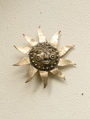 Dhokra Craft Door Décor Artifact - Sun