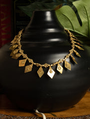 Dhokra Metal Craft Neckpiece