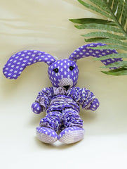 Handcrafted Cloth Yoyo Toy - Rabbit