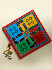 Handcrafted Ludo Board Game