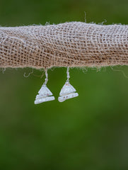 Handcrafted Shell Craft Earrings