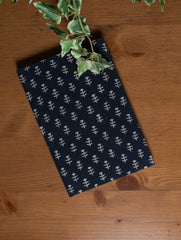 Handmade Block Print Cloth Covered Diary