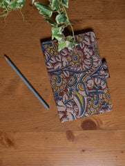 Handmade Kalamkari Cloth Covered Diary