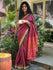 Ethnic Statement. Ilkal Cotton Saree