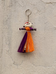 Jute Craft - Doll Keychain