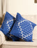 Kashida Embroidered Cushion Covers - Large (Set of 2) - The India Craft House