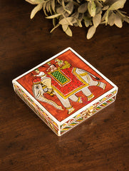 Kavad Craft - Painted Wood Box