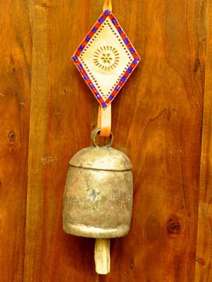 Kutch Copper Craft - Door Bell, Large