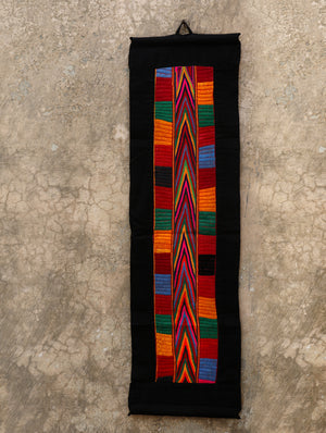 Lambani Tribal Embroidered Wall Hanging