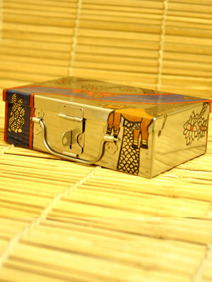 Madhubani Painted - Trunk, Small