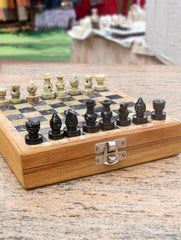 Marble Chess with Board