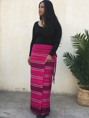 The Tribal Mekhla / North East Wrap Skirt