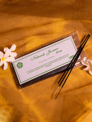 Natural Oils & Herbs Incense Sticks - Champa (100 Gms - Approx. 100 Sticks)