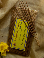 Natural Oils & Herbs Incense Sticks - Sandalwood (150 sticks)