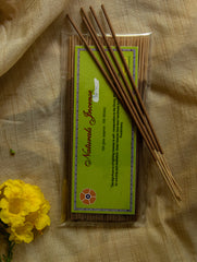 Natural Oils & Herbs Incense Sticks - Tulsi (100 sticks)