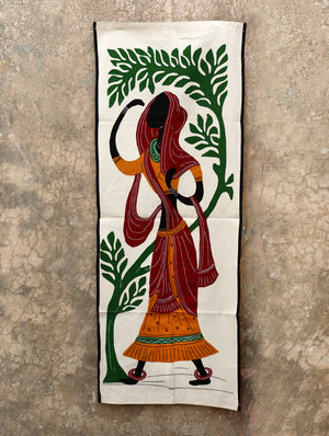 Orissa Applique Work - Wall Hanging