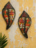 Phad Art - Wood Pot Holders, Placemats (Set of 2)