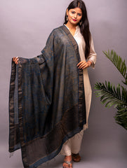 Chanderi Block Printed Dupatta
