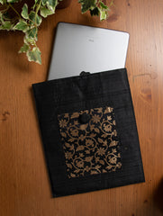 Raw Silk & Brocade - iPad Cover