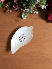 Shell Craft Soap Holder - Leaf