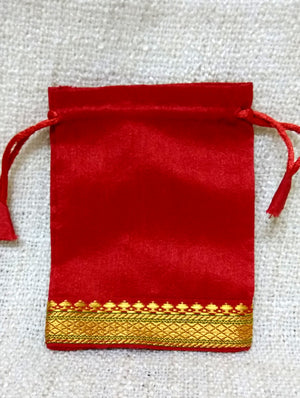 Silk Small Cloth Pouch