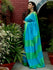 products/Smart_Linen_Saree_with_Large_Checks_-_Turquoise_Blue_Vivid_Green_-_DHSTB_1.jpg