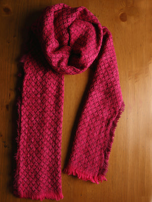 Soft Wool Warm Stole