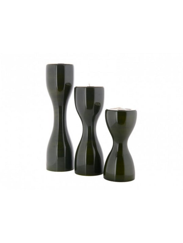 Triune - Wooden Candle Holders - The India Craft House