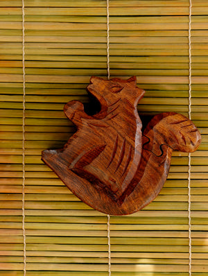 Wooden Puzzle - Squirrel