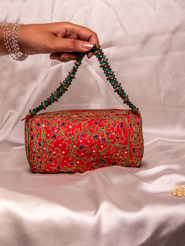 Zardozi Evening Bag - Small